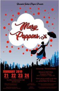 Mary Poppins @ Old Grammar School