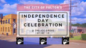 Fulton Independence Celebration @ Itawamba Community College