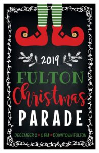 Fulton Christmas Parade @ Downtown Fulton